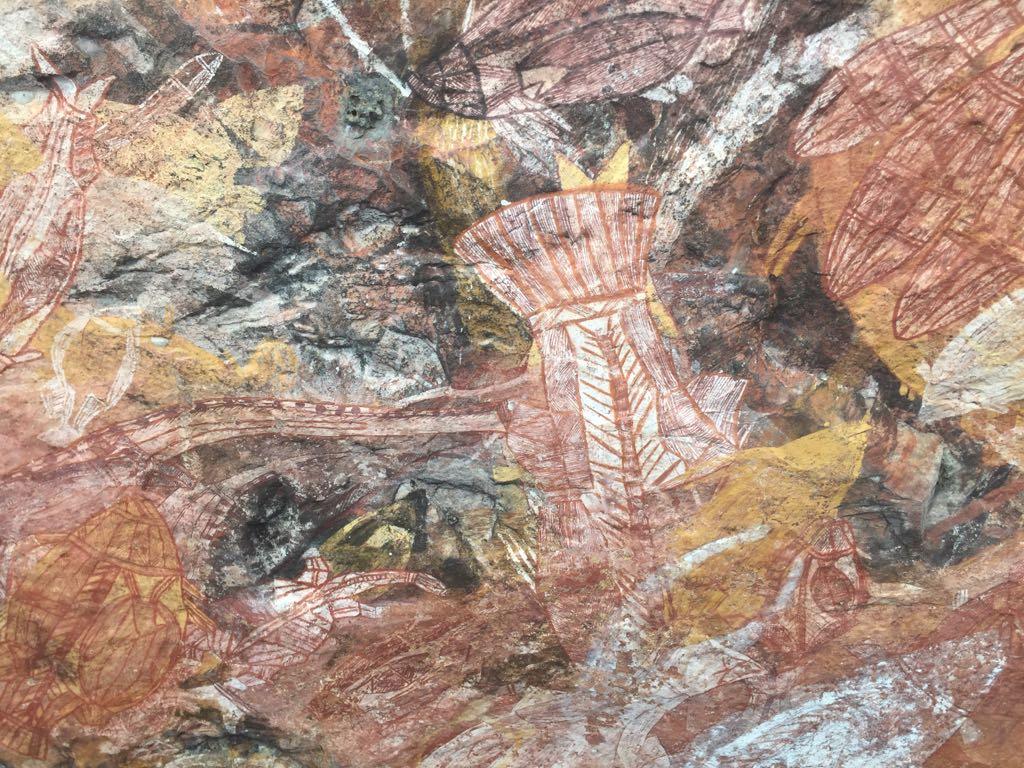 Rock art - australia