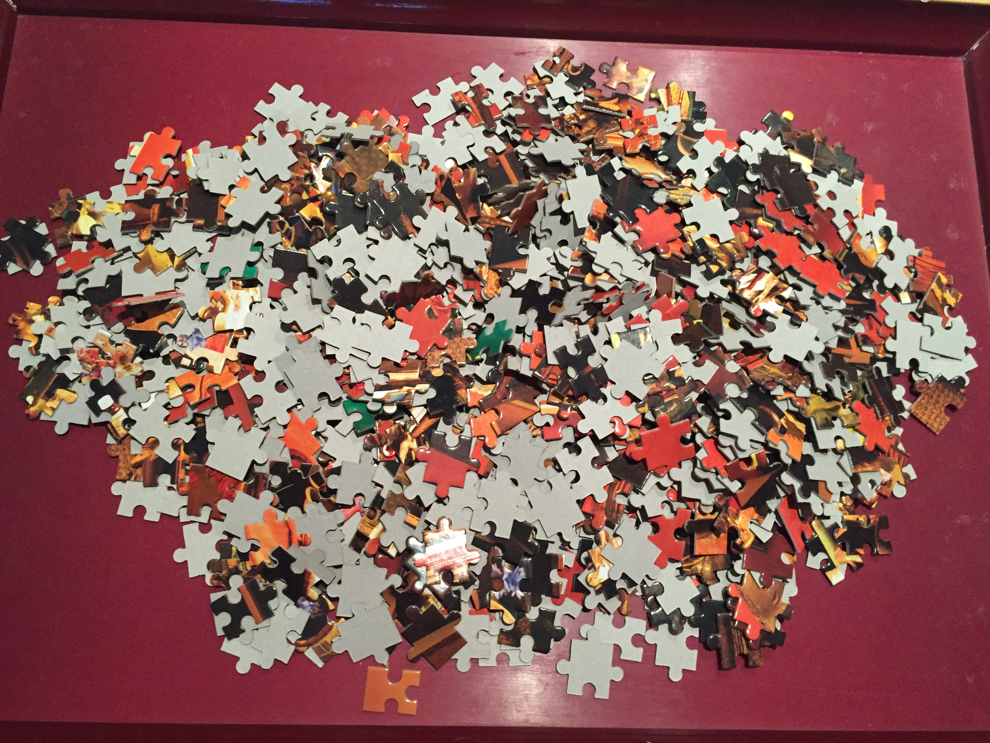 My new puzzle - A work in progress!