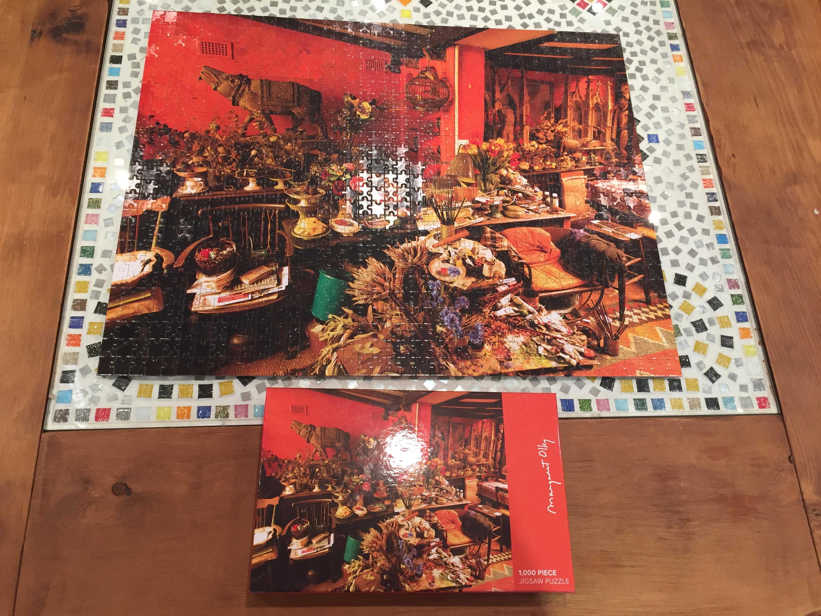 Lynda Spiro - Puzzle