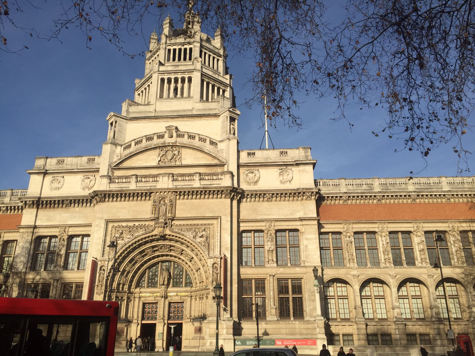 V&A Musuem - There Is Always More To Say