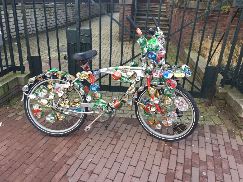 Bike After a Drink - There Is Always More To Say