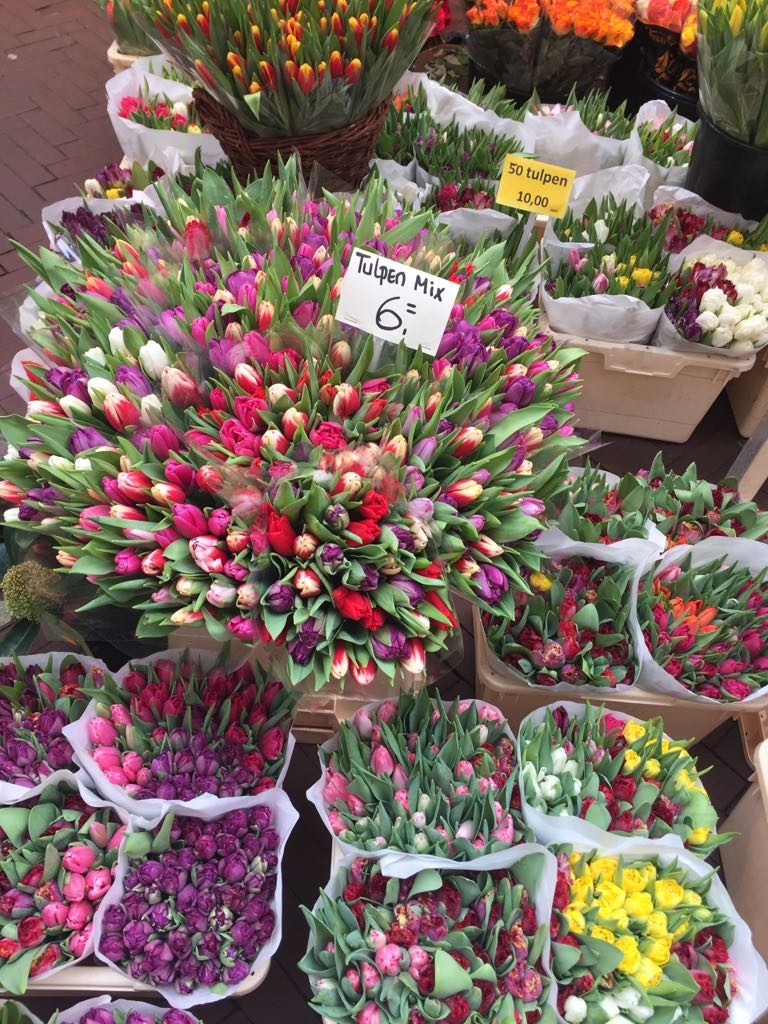 Flower Market - There is Always More To Say